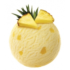 Pineapple cream (Ананасовый крем) - [Xi'an Taima]